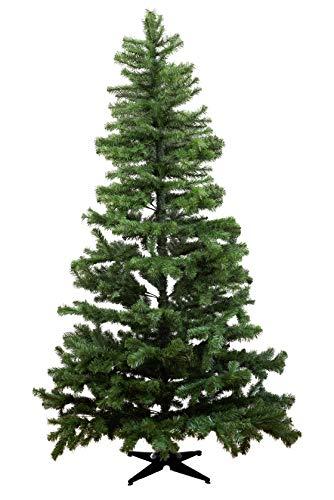 HEITMANN DECO - Künstlicher Weihnachtsbaum - zum Zusammenstecken - 210cm - mit Metallfuss...