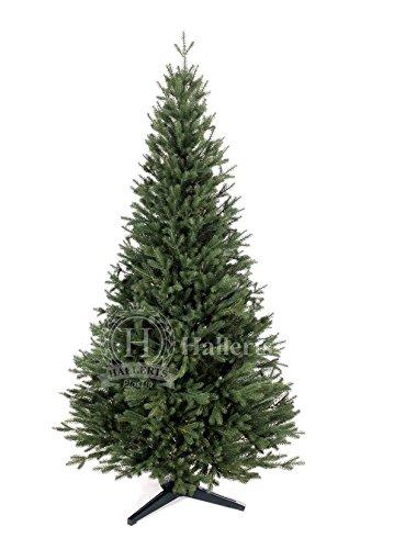 Original Hallerts® Spritzguss Weihnachtsbaum Bellister 150 cm als Nobilis Edeltanne -...