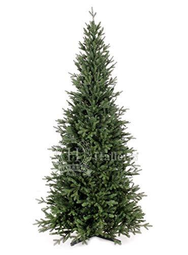 Original Hallerts® Spritzguss Weihnachtsbaum Bellister 180 cm als Nobilis Edeltanne -...