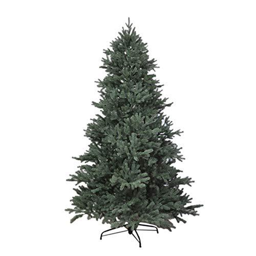 RS Trade 1418 PE Spritzguss Weihnachtsbaum künstlich 240 cm (Ø ca. 147 cm mit ca. 6980...