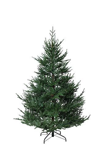 Vivanno Künstlicher Weihnachtsbaum Tannenbaum Premium Fichte (180 cm)