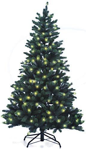 Hochwertiger Spritzguss Weihnachtsbaum mit LED-Beleuchtung