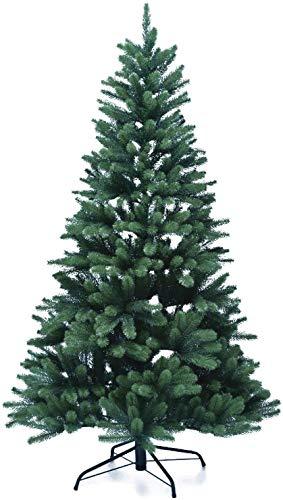 Xenotec Voll PE Weihnachtsbaum künstlich Höhe ca. 180 cm naturgetreu im Spritzgussverfahren...