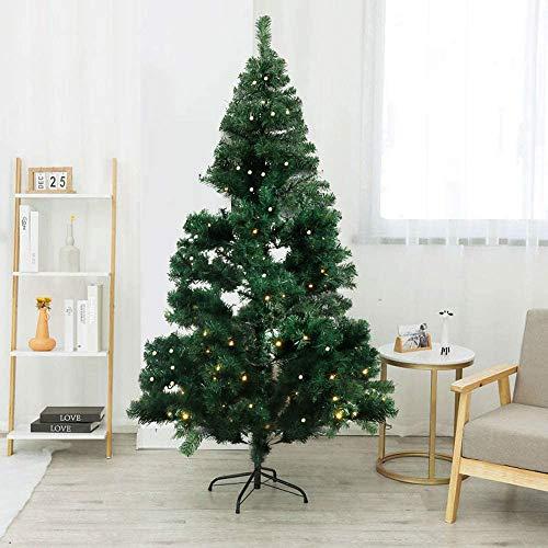 Xmasdeco Schöne Weihnachtsbaum 210cm mit Beleuchtung | 440 LED