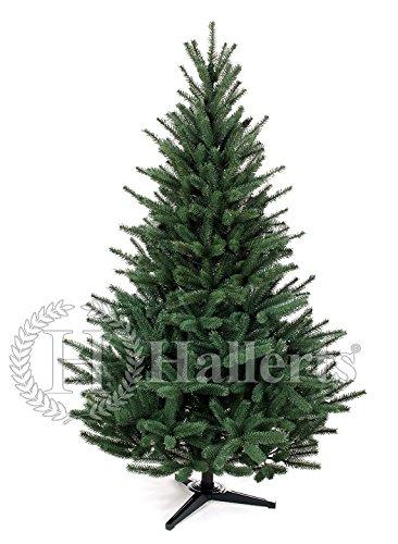Spritzguss Weihnachtsbaum Original Hallerts Richmond 150 cm Edeltanne - Christbaum alle Zweige in...