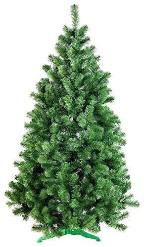 DecoKing Weihnachtsbaum Künstlich 180 cm grün Tannenbaum Christbaum Tanne Lena...