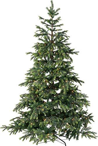 Künstlicher Weihnachtsbaume mit LED Beleuchtung