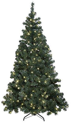 LED-Weihnachtsbaum ''Ottawa'', beleuchtet, indoor/outdoor IP44, ca.210 cm, 260 warmweiße...