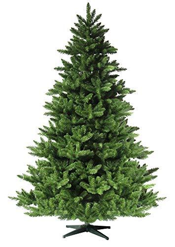 RS Trade 1101 Weihnachtsbaum künstlich 180 cm (Ø ca. 106 cm) mit 824 Spitzen und...