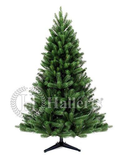 Original Hallerts Spritzguss Weihnachtsbaum Astley 120 cm als Douglastanne - Christbaum zu 100% in...