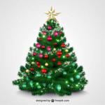 Künstlicher Weihnachtsbaum Geschichte