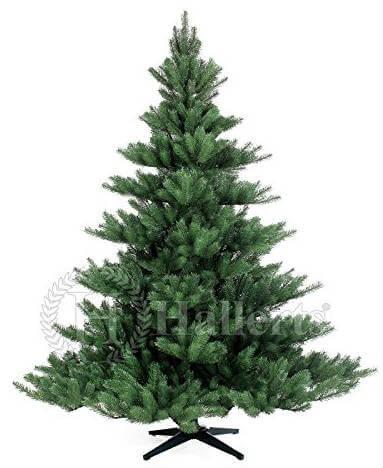Künstlicher Weihnachtsbaum Testsieger Alnwick aufgebaut