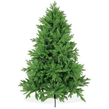 Künstlicher Weihnachtsbaum Nordmanntanne DekoLand