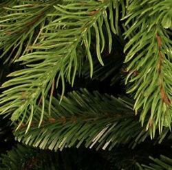 Künstlicher Weihnachtsbaum Spritzguss/PVC-Folie Mix