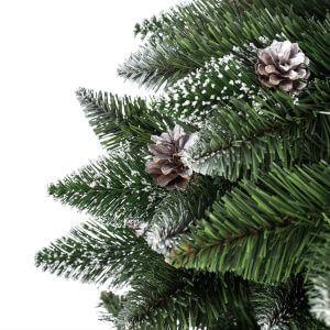 Künstlicher Weihnachtsbaum Premium Variante Luvi weiss Zweige