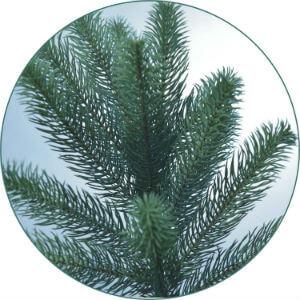 Künstlicher Weihnachtsbaum Detailansicht Spritzguss Nadeln