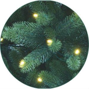 Künstlicher Weihnachtsbaum mit Beleuchtung - LED Beleuchtung