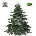 Künstlicher Spritzguss Weihnachtsbaum der Fichte Windsor von Hallerts.