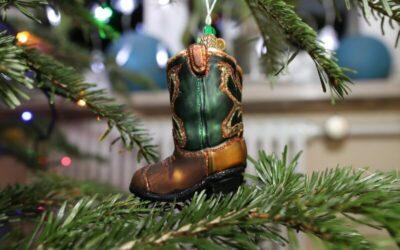 Amerikanischer Weihnachtsbaum