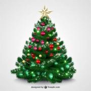 Geschichte des künstlichen Weihnachtsbaum