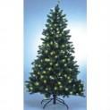 Künstlicher Weihnachtsbaum mit Beleuchtung (Spritzguss) von ITS-Lönartz
