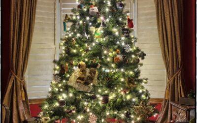 Weihnachtsbaum Unterlage